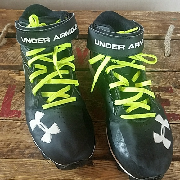 Under Armour Other - Under Armour Football Cleats